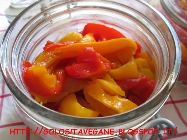 aceto di mele, agrodolce, Antipasti, Conserve, peperoni, ricette vegan, salsa agrodolce, zucchero canna,