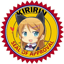Kirino aprueba este Blog! n_n