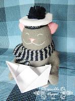 кот, игрушка, текстильная игрушка, кошка