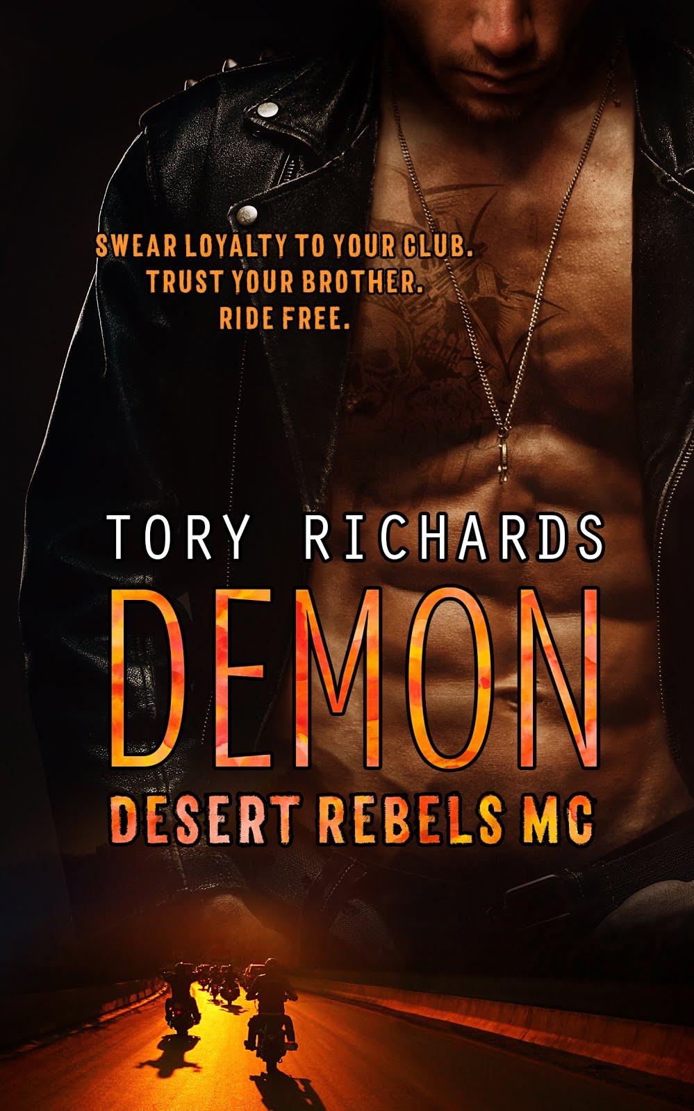 Desert Rebels MC Series #2