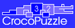 Site Recommendation: Croco Puzzles website