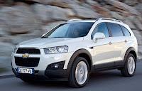 Chevrolet Captiva SUV