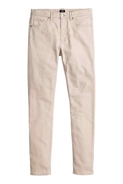 h&m david beckham pantalon