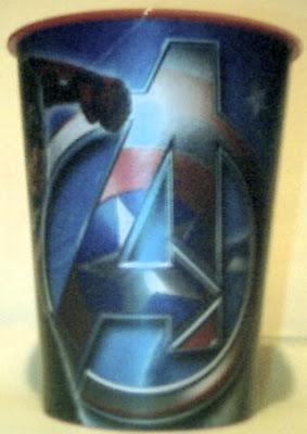 Marvel Avengers Captain America cup #4