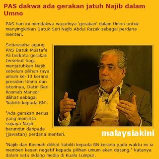 PAS Perlis Haramkan PasMa PAS Kedah Bila Lagi