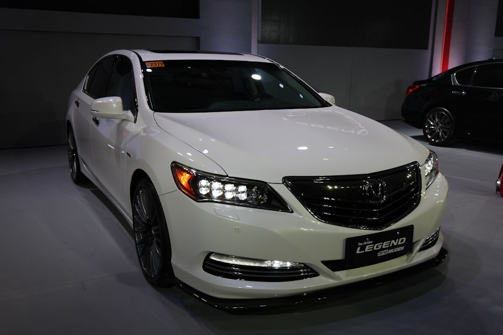 Updated Reborn The All New Honda Legend Arrives In