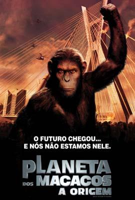 Planeta dos Macacos: A Origem Dublado RMVB + AVI DVDRip