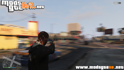 V - Mod Motion Blur para GTA V PC