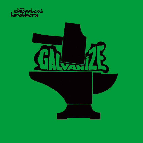 discografia chemical brothers:
