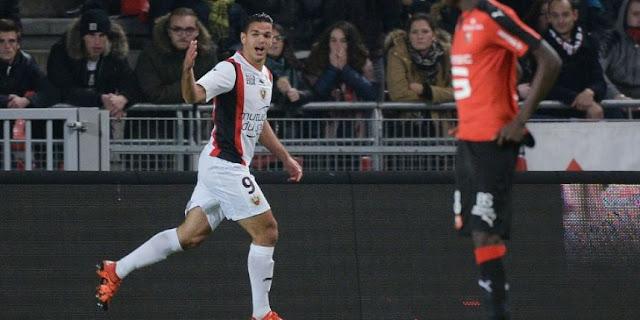 Ligue 1 : résumé et buts de Rennes - Nice