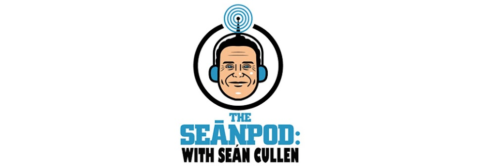 THE SEÁNPOD - Hosted by Comedian Seán Cullen