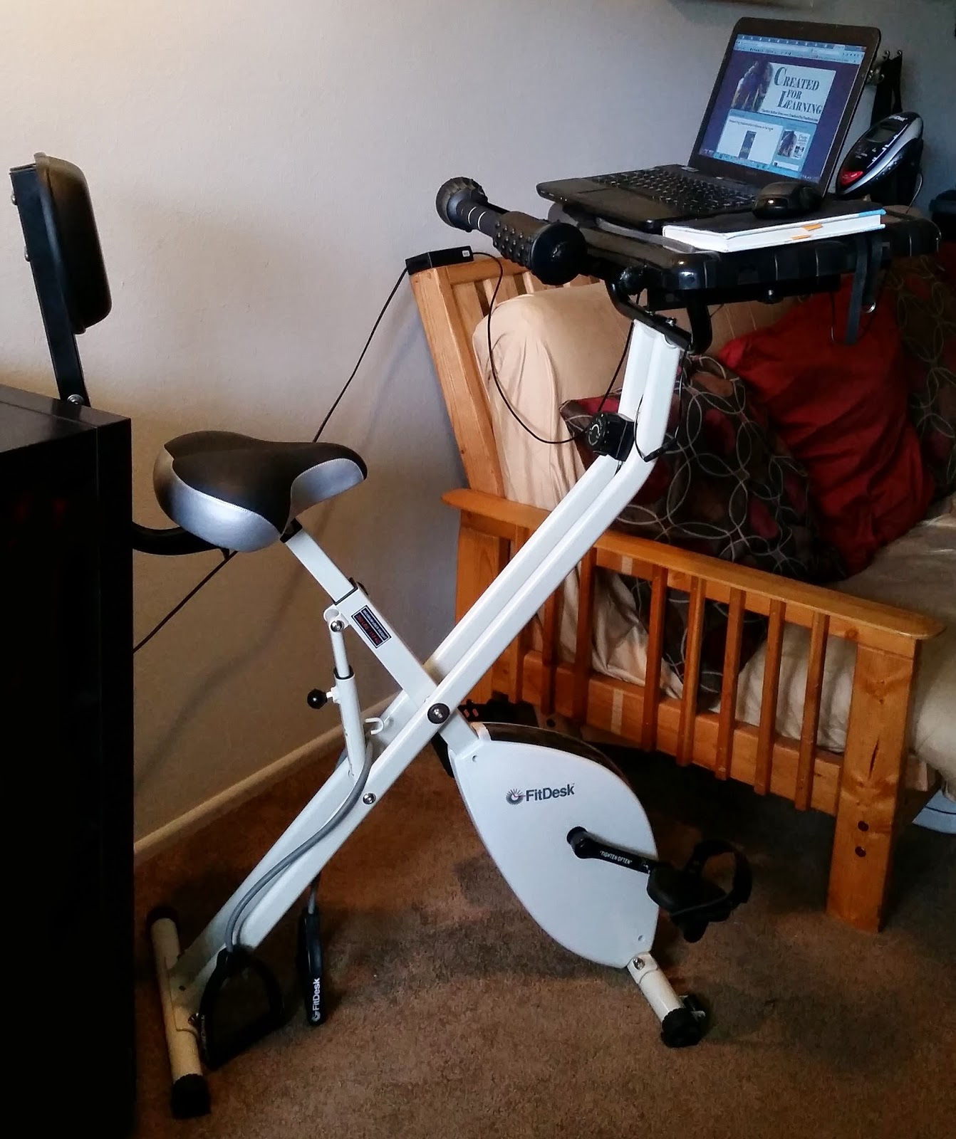 Fit Bicycle Desk, Exercise, Treadmill Desks, Teaching, Health, Created for Learning