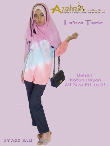 Tunic Muslimah