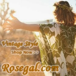 Rosegal Vintage