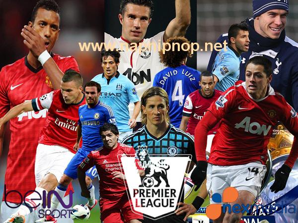 Jadwal tayang siaran langsung Liga Inggris 2014 di Nexmedia.