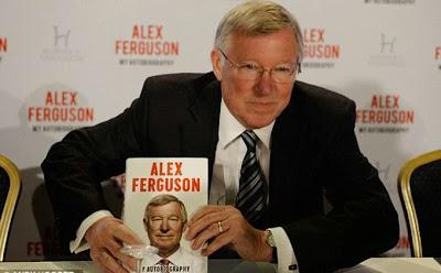 Inilah Kumpulan Kutipan Menarik Isi Buku Otobiografi Sir Alex Ferguson