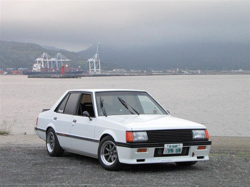 Mitsubishi Lancer EX, stare samochody, pasja, modyfikacje, tuning, klasyki