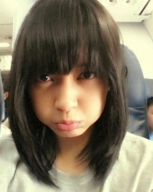 Foto selfie Kinal JKT48