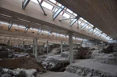 Tι απογίνονται οι ανασκαφές όταν γεράσουν;
