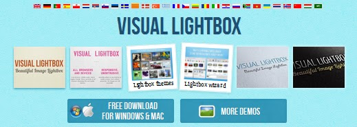 Visual Lightbox