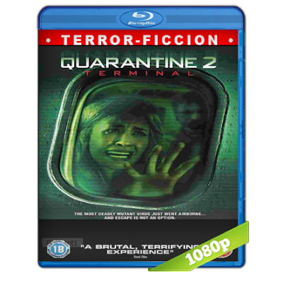 Cuarentena 2 (2011) BRRip Full 1080p Audio Trial Latino-Castellano-Ingles 5.1