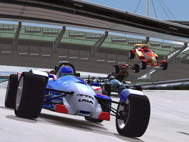 احدث العاب السباقات والسرعة TrackMania Nations مجانا وحصريا تحميل مباشر TrackMania+Nations