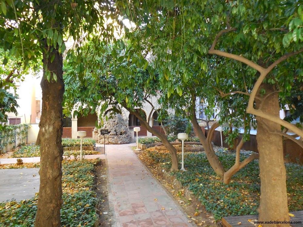 Blog de ocio y cultura para tu tiempo libre va de for Barcelona jardin