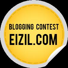Keputusan Eizil.com Blogging Contest