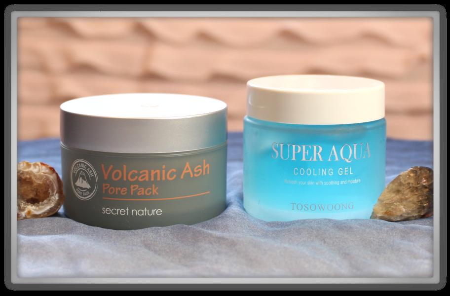 겟잇뷰티박스 by 미미박스 memebox beautybox Special #31 Earth & Sea Cosmetics box unboxing review secret nature vulcanic tosowoong aqua