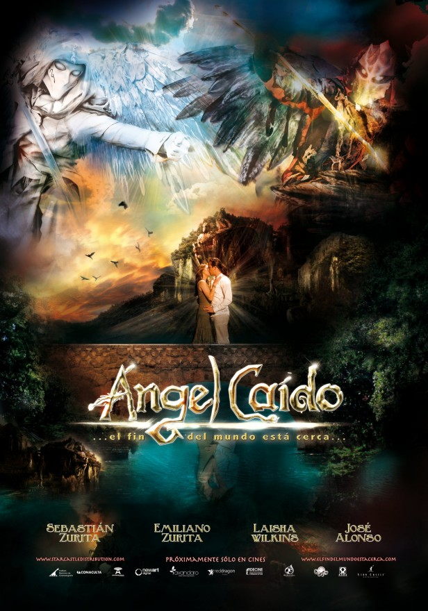Angel caido movie