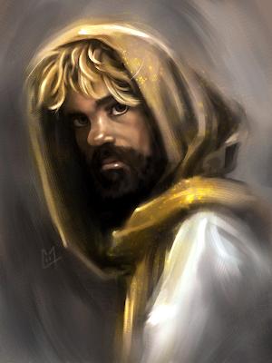 Tyrion portrait