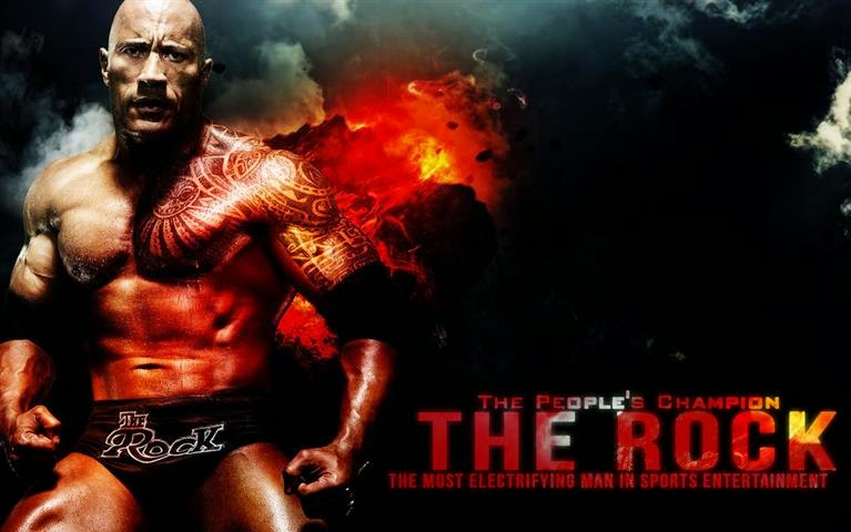 The Rock New HD Walls