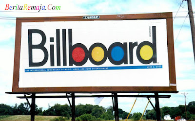 Tangga Lagu Barat Agustus 2013 - 50 Chart Billboard Terbaru 2013