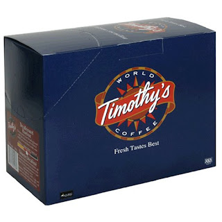 timothys world coffee k cups