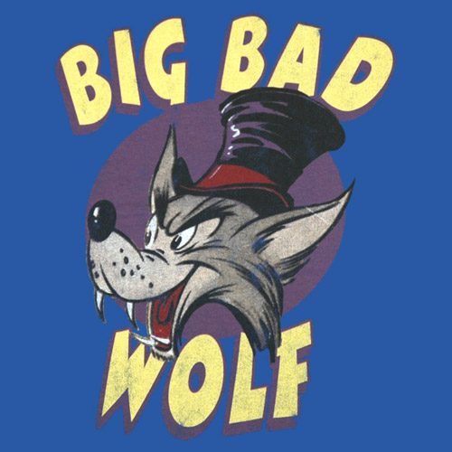 story of big bad wolf