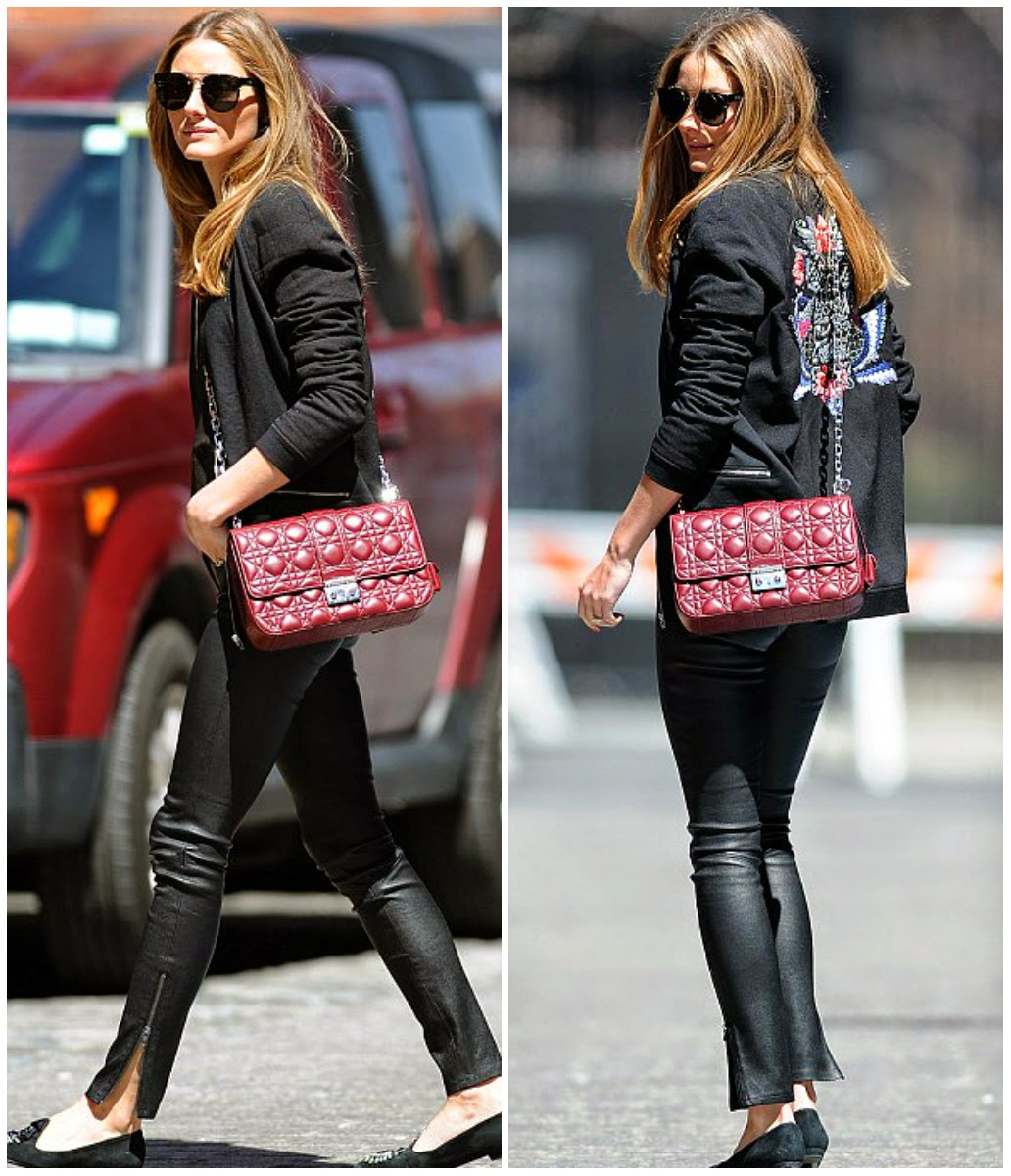 The Olivia Palermo Lookbook Olivia Palermo In Nyc
