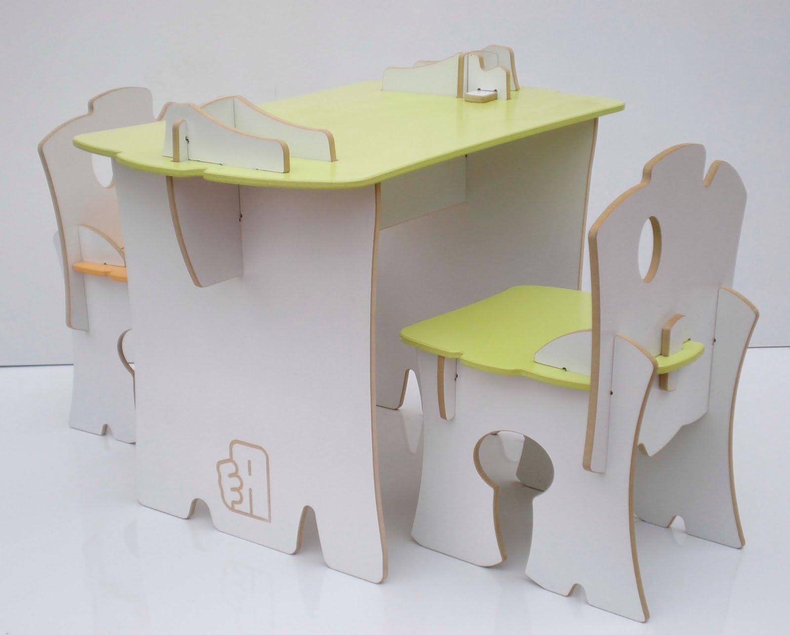Mesa y 2 sillas para ni os mesas y sillas a ars 360 en for Silla y mesa para ninos