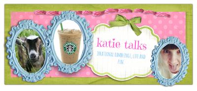 Katiee Talks