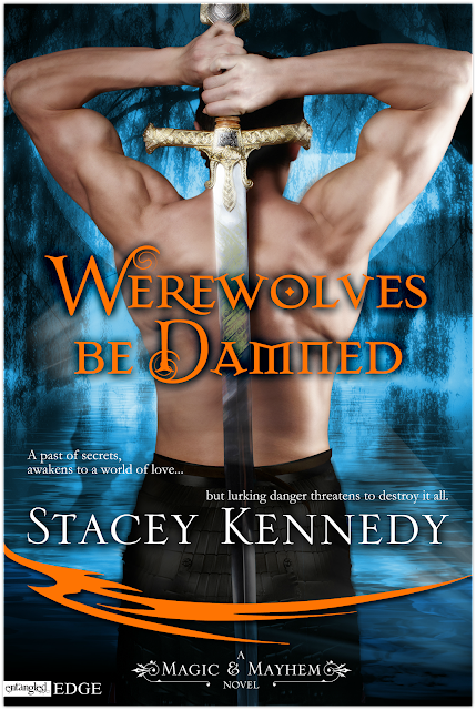 Cover Reveal: Werewolves Be Damned by Stacey Kennedy