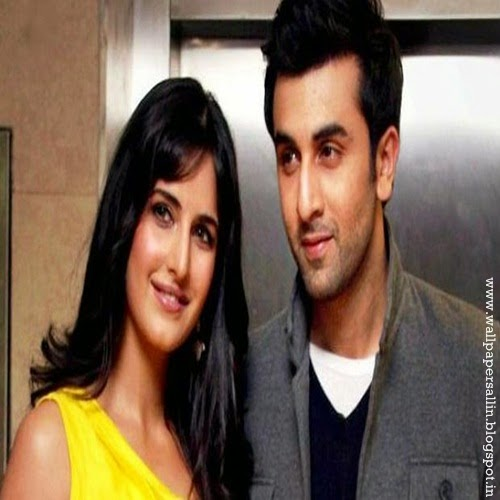 ranbir kapoor and katrina kaif kiss