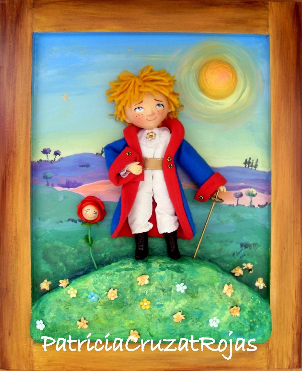 EL Principito y la Rosa...y el Sol