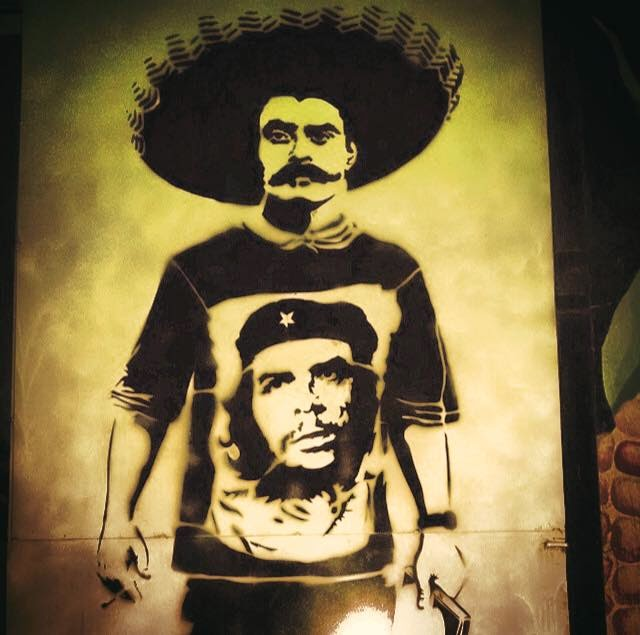 Zapata Vive!!