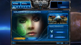 Starcraft 2 background bg image changing how to