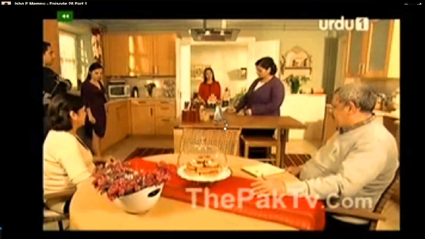 Ishq E Mamnoon HQ URDU One (24 Episode ) 13th August 2013