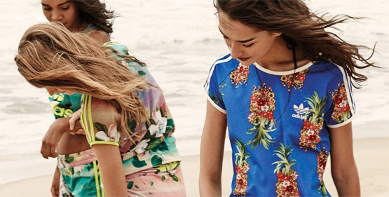 Adidas Originals y Farm colección 2014 camisetas comprar