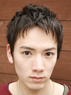 Short Japanese Hairstyles Men