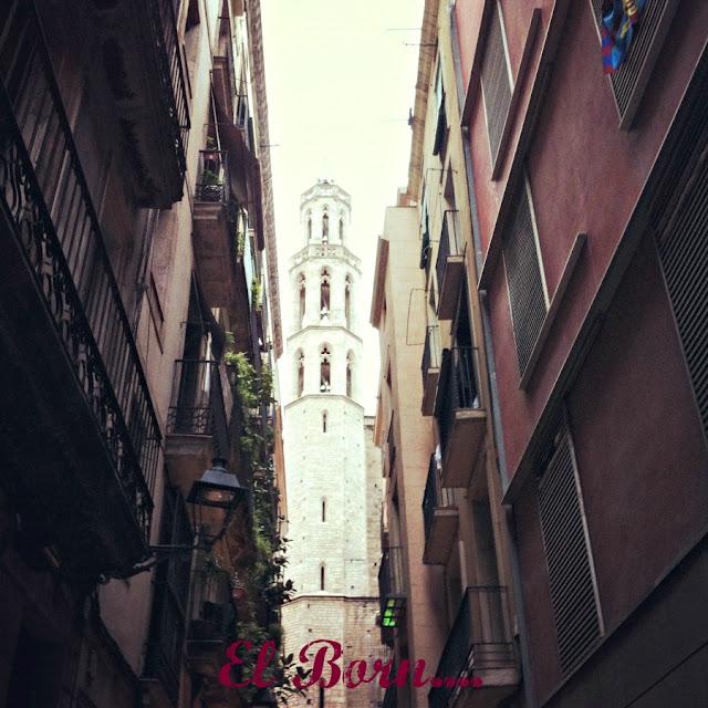 Barcelona Kirche Santa Maria del Mar