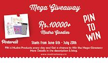 Mega Giveaway Winner!