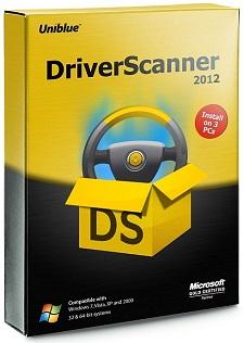 Uniblue DriverScanner 2012 4.0.7.1 + Crack