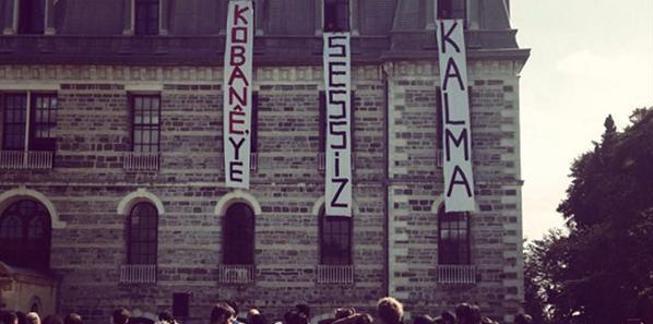 Kobane'ye Sessiz Kalma